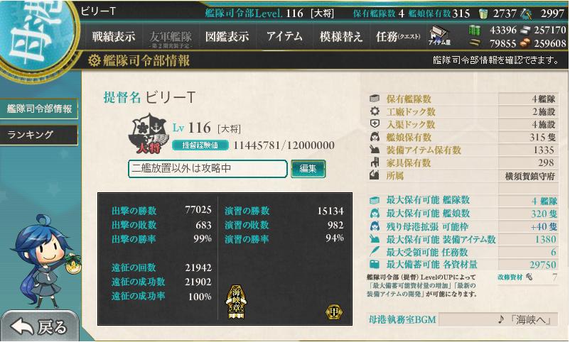 艦これSS20180307