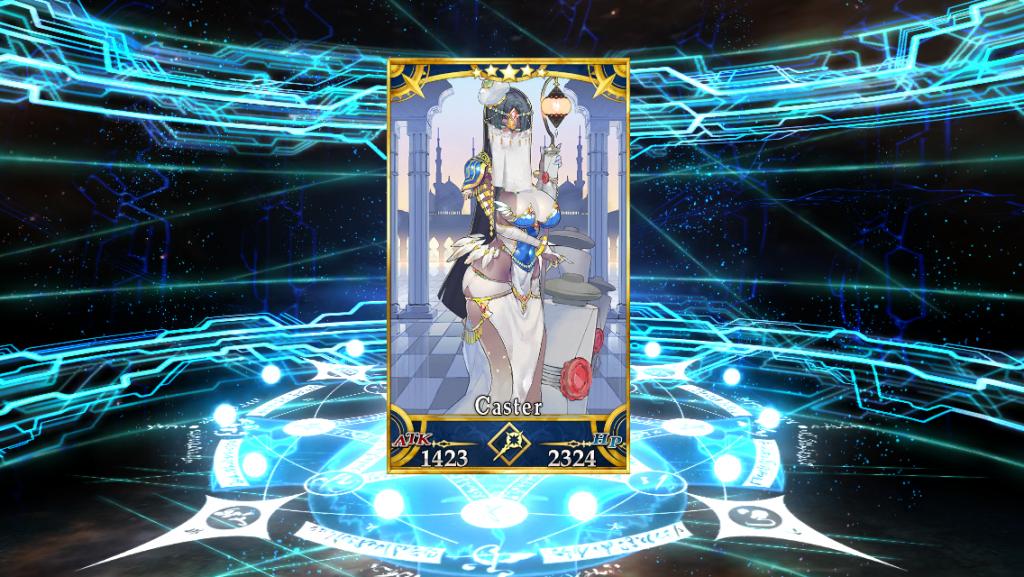 不夜城のキャスター(FGO)