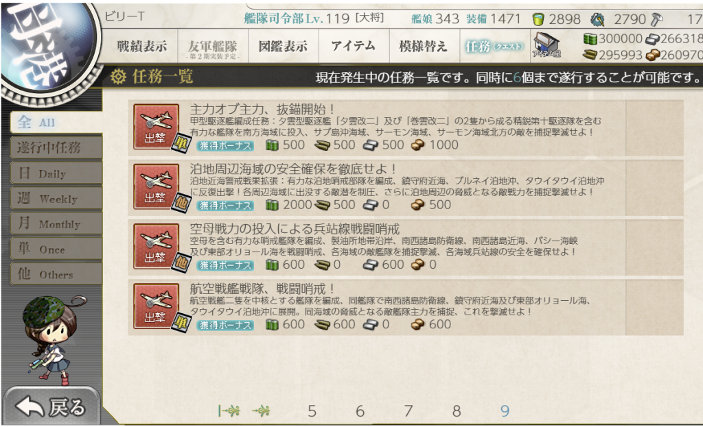 艦これSS20190420