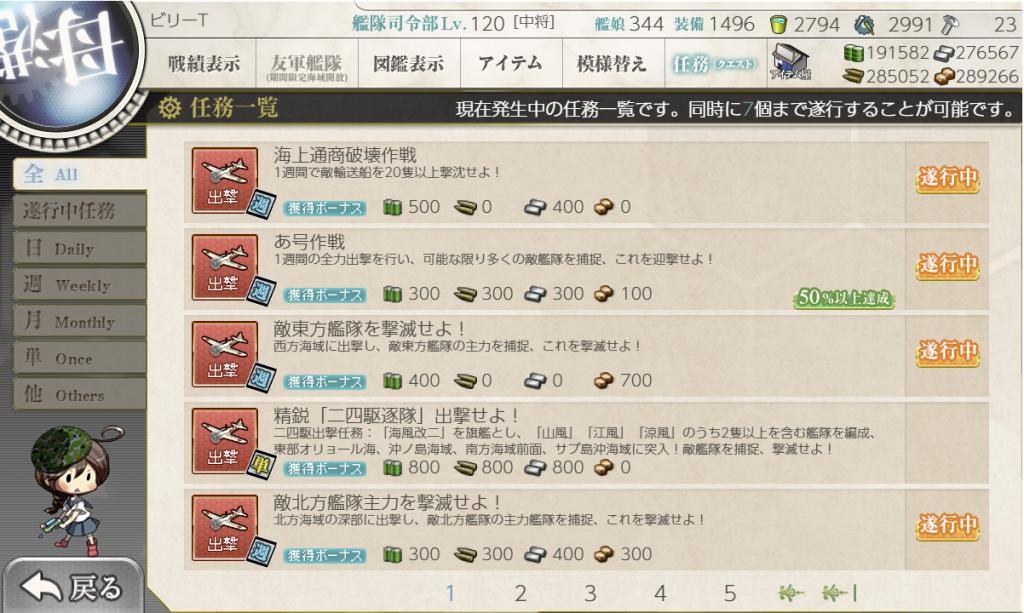 艦これSS20190715
