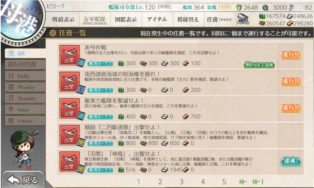 艦これSS20191116