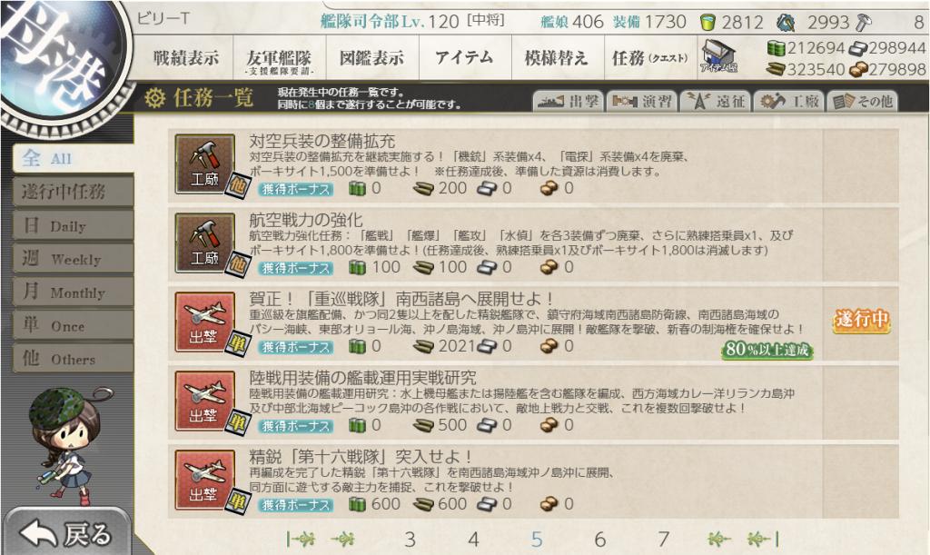 艦これSS20210106