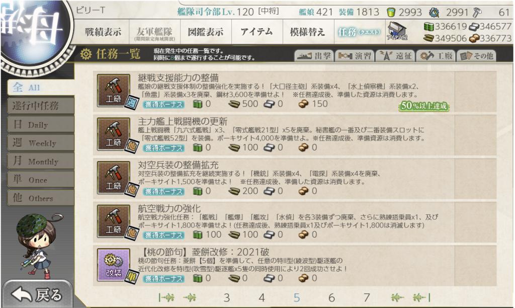 艦これSS20210321
