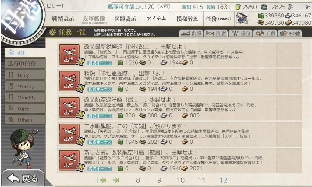艦これSS20210424